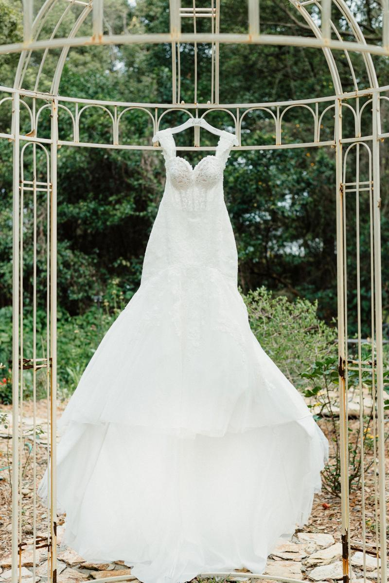 Stella York Design wedding dress
