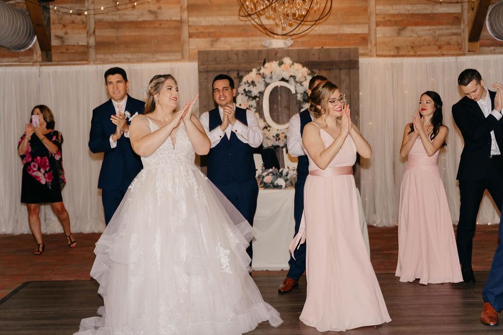 Wedding receptions at Florida's premier all inclusive wedding venue