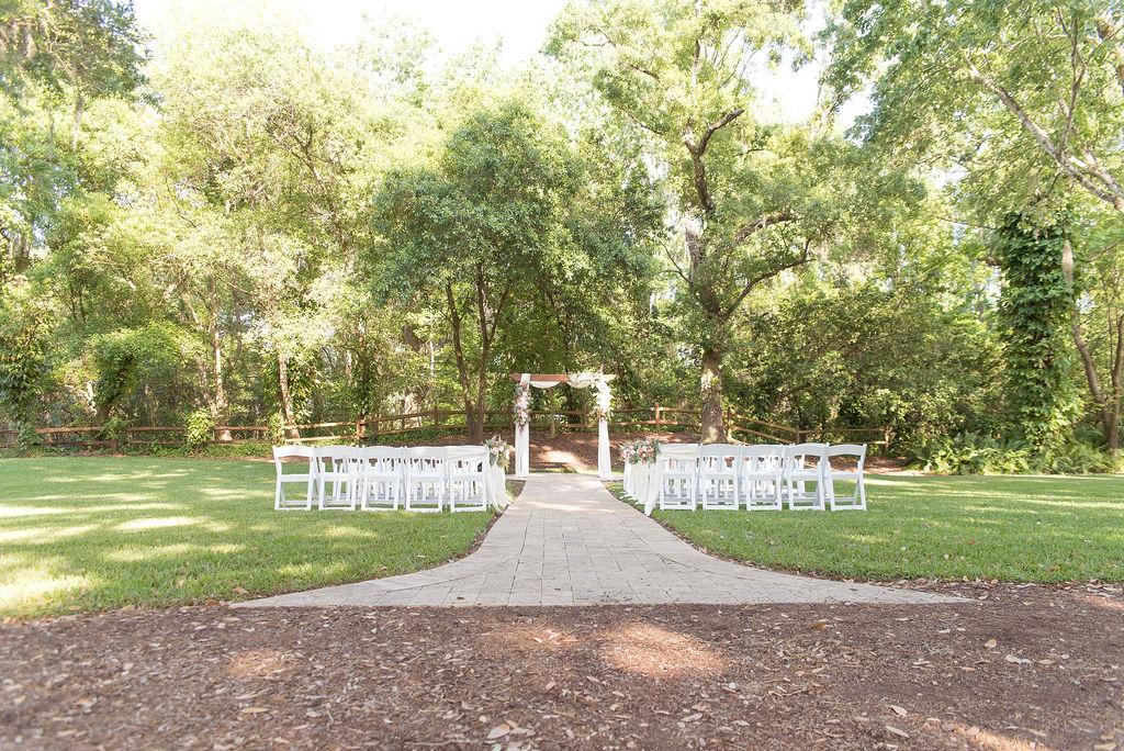 The French Country Inn ceremony site