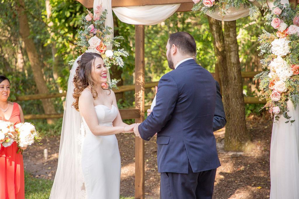 Kathleen and Stephens wedding vows