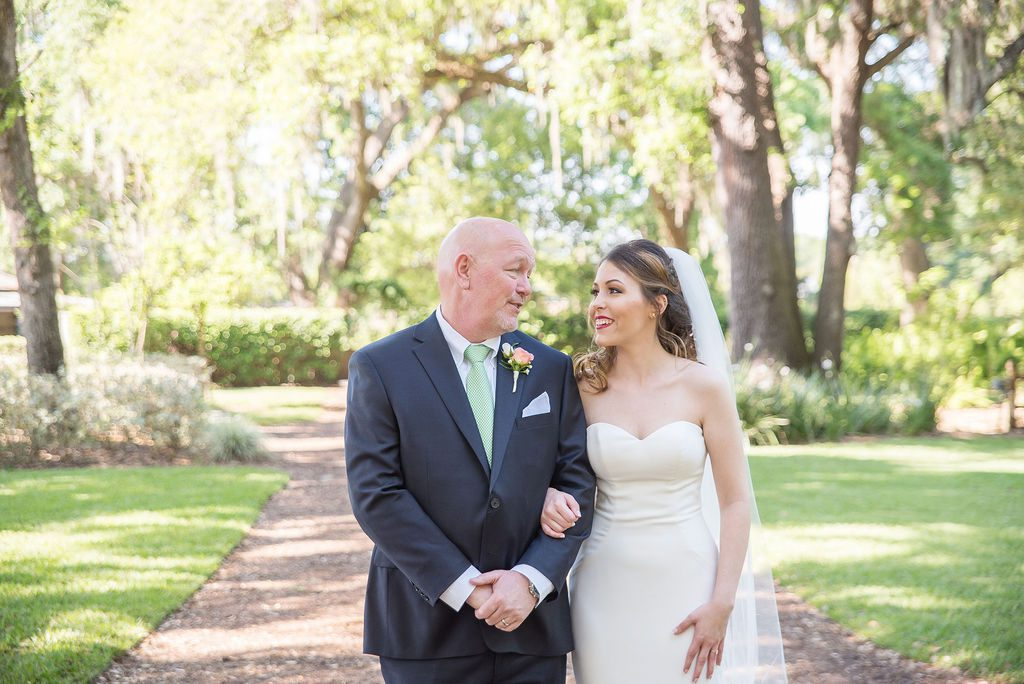 Kathleen and her father