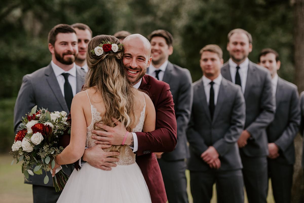 Kirstin and Julian getting married