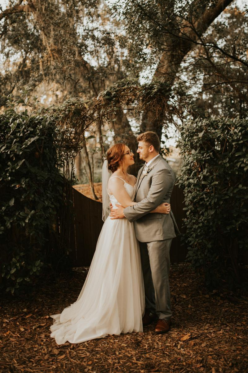 Sweetheart wedding photos