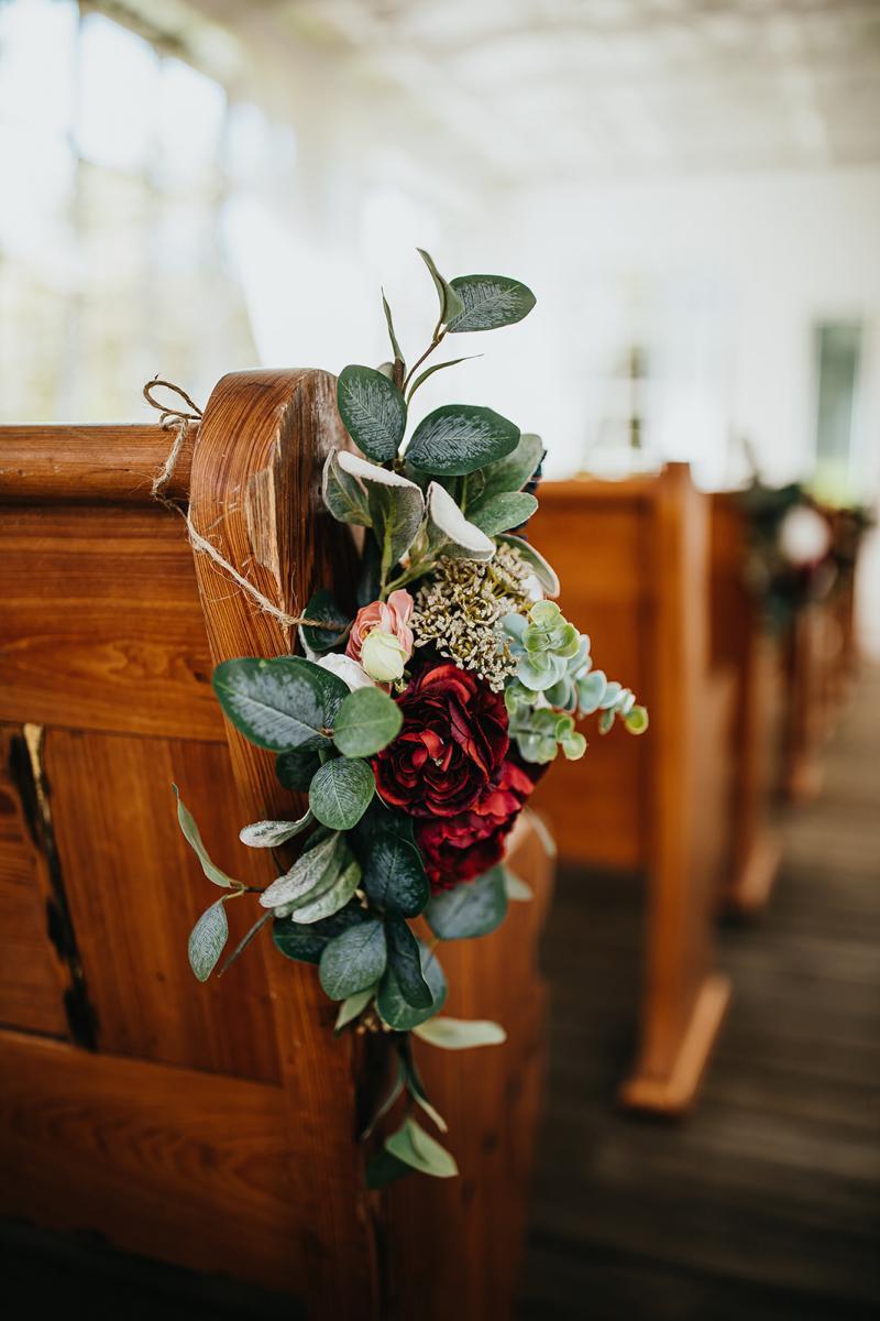enchanting ceremony aisle decor