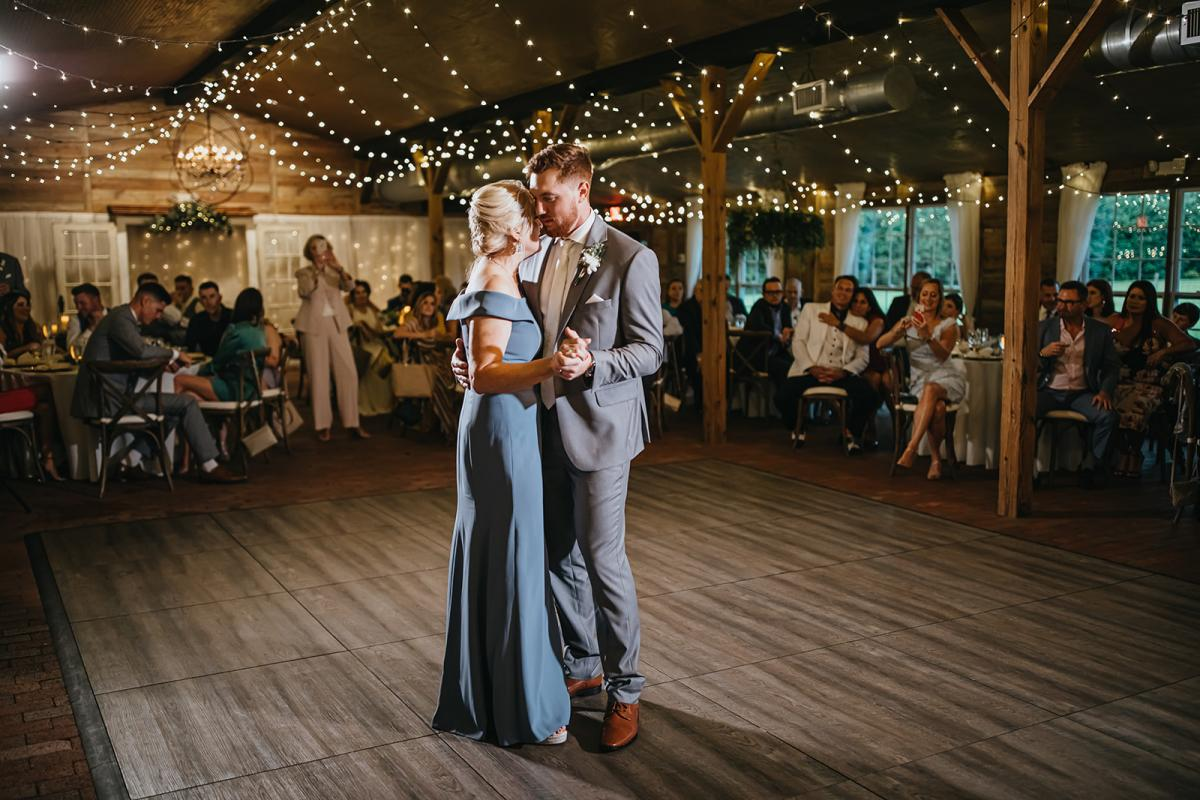 Mother/ Son first dance