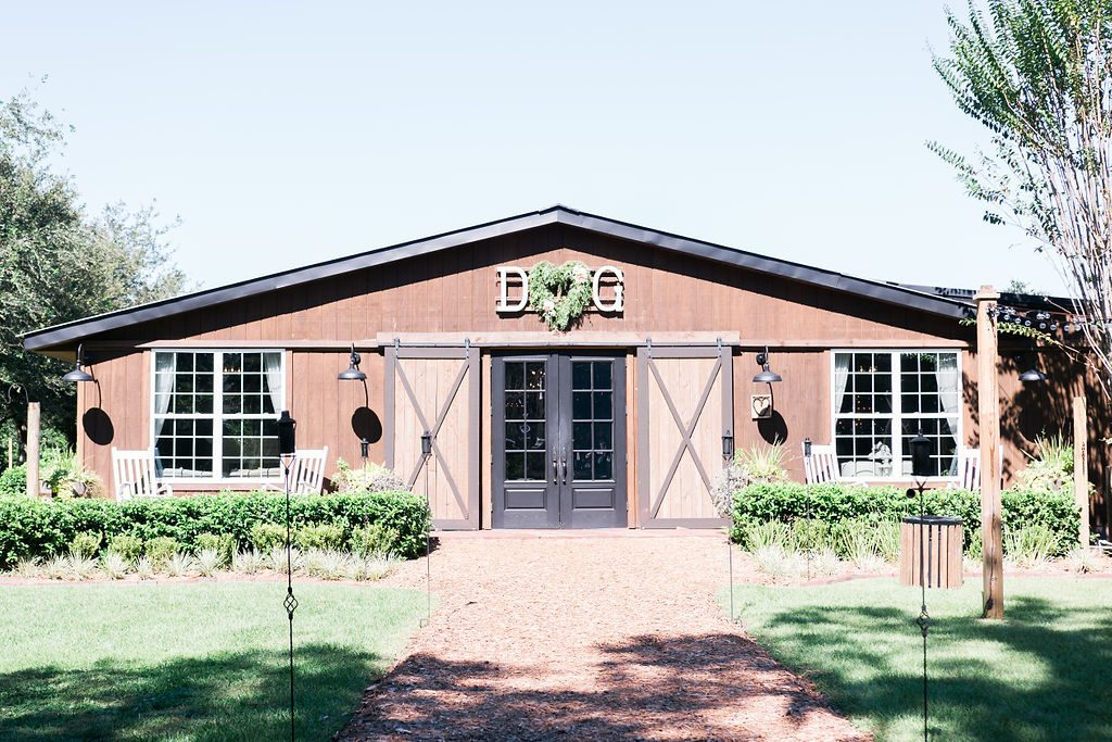The Carriage House Stable from the outside