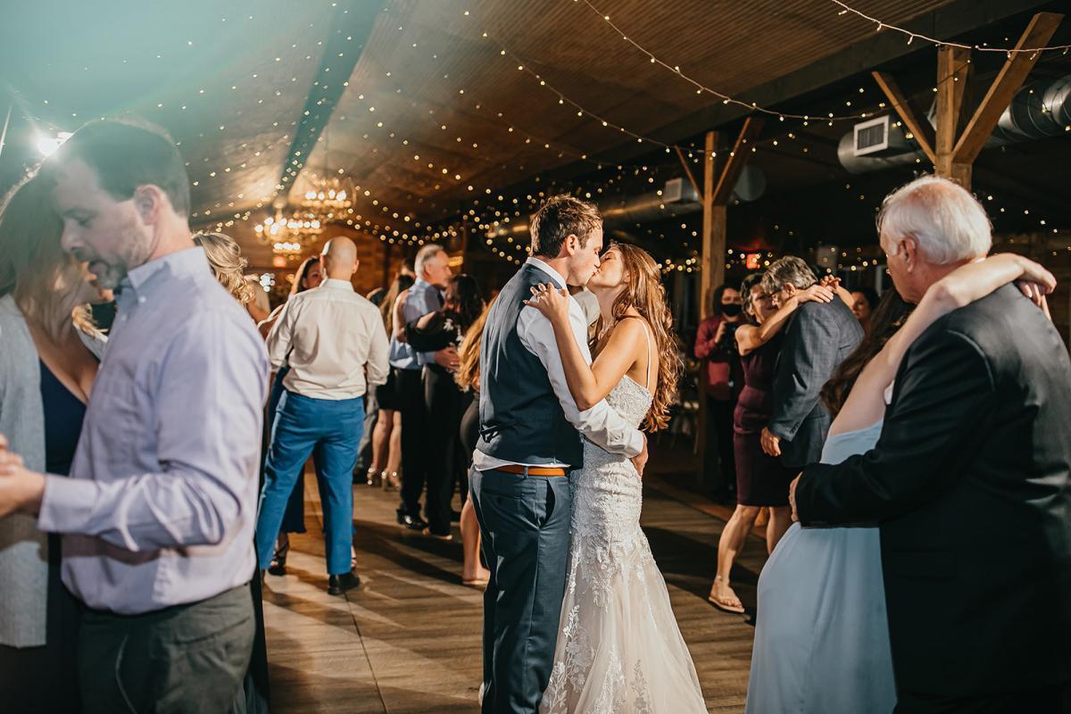 Wedding reception dances