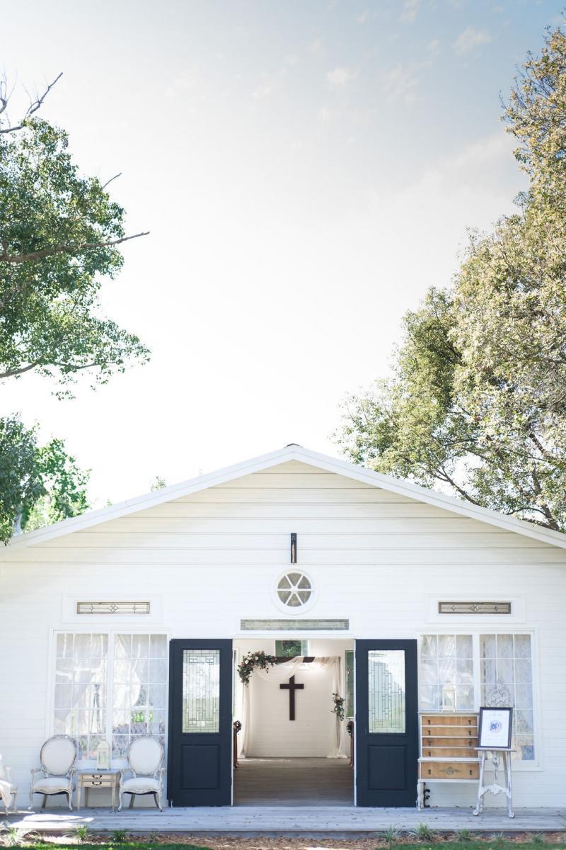 Wedding Chapel ceremony