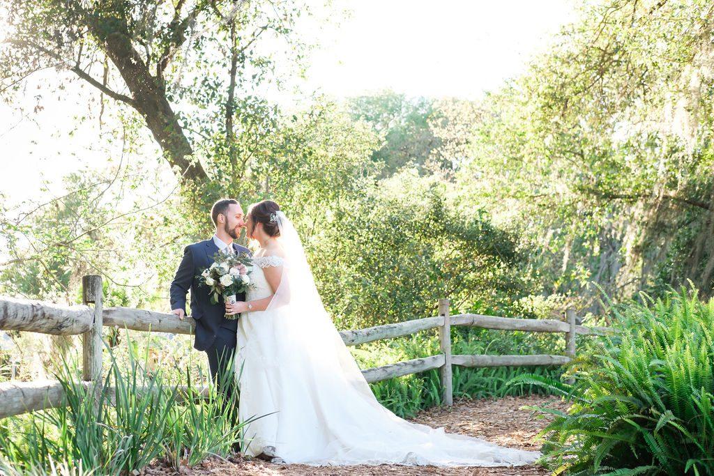 Wedding day sweetheart photos