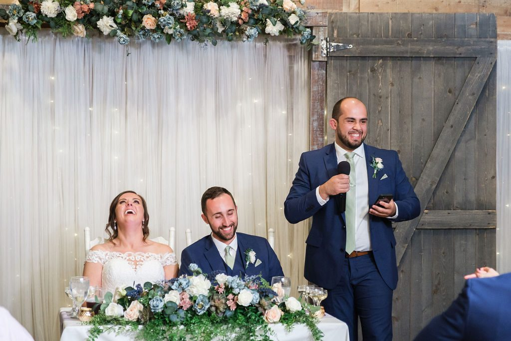 Funny wedding toasts by the best man