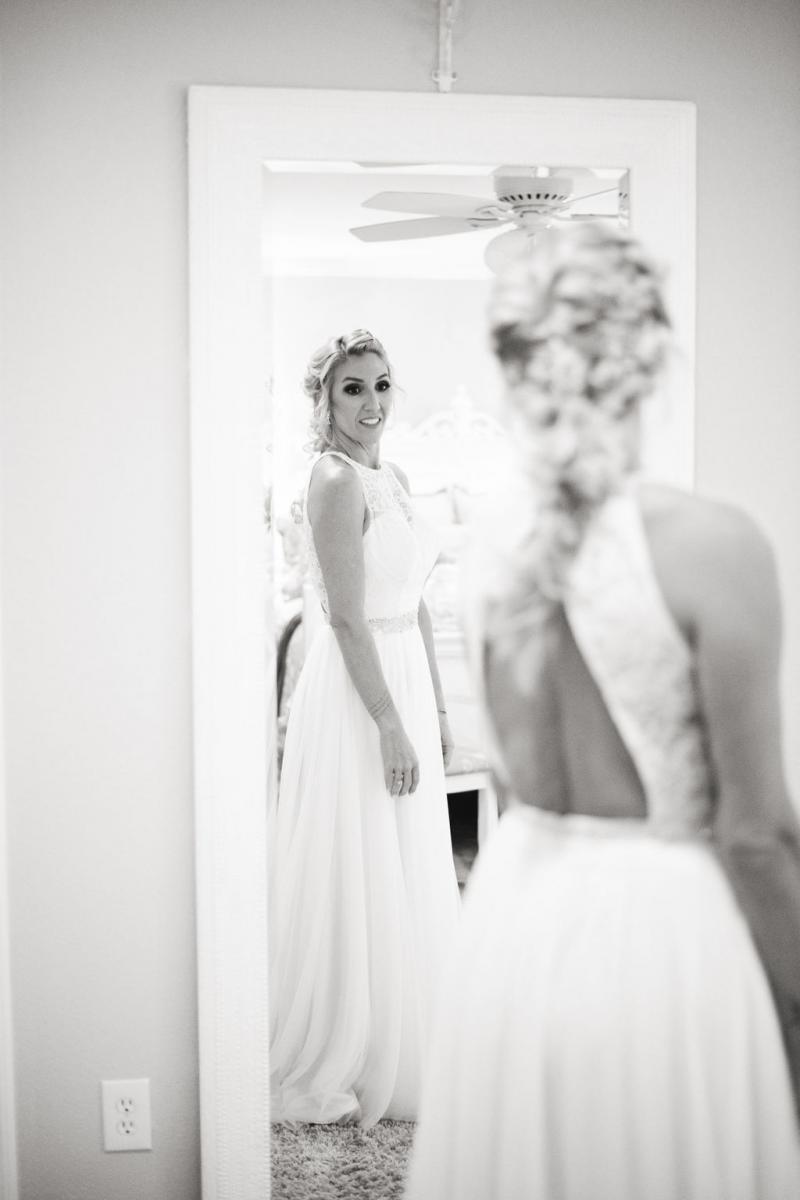 Mikaella Design Bridal Gown