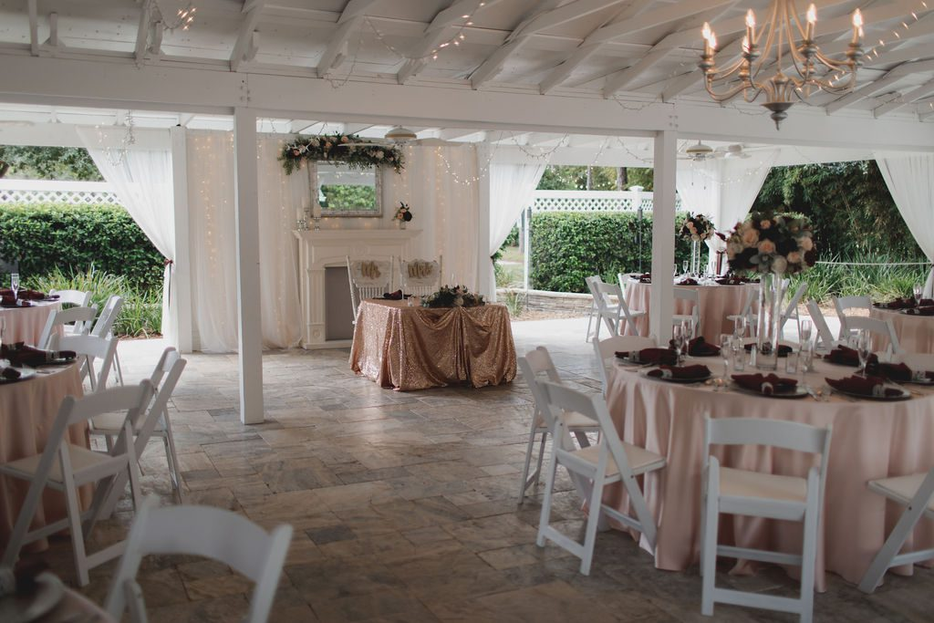 Wedding receptions at the French Country Inn