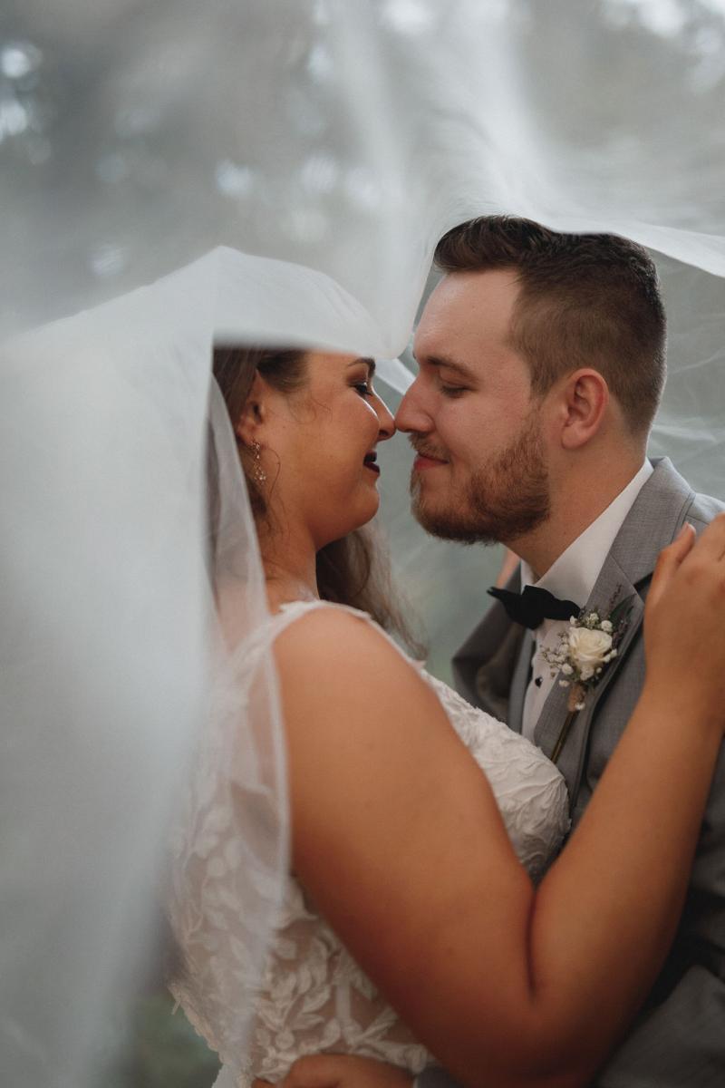 Wedding Veil Portraits