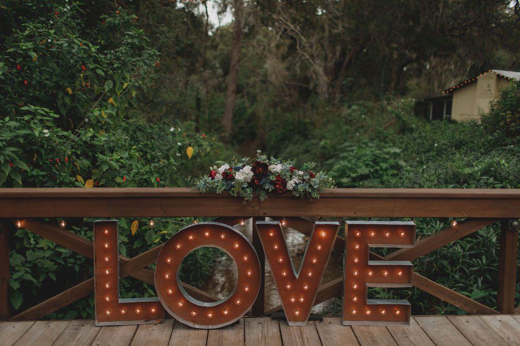 The Love Bridge