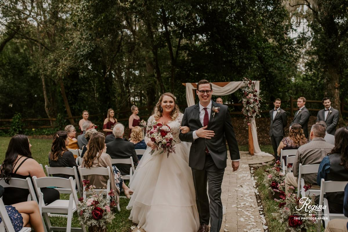 Kalee and Jacob are married!