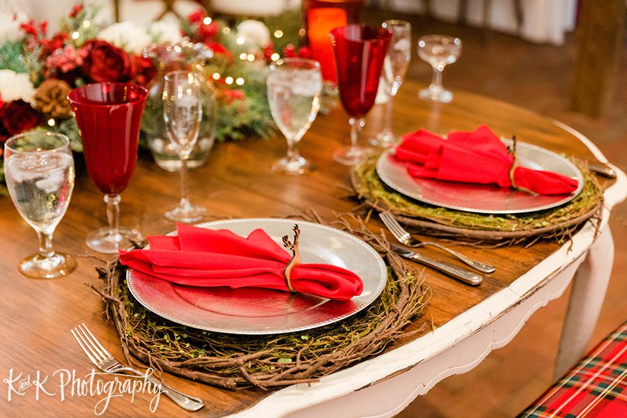 Sweetheart table decoration inspiration