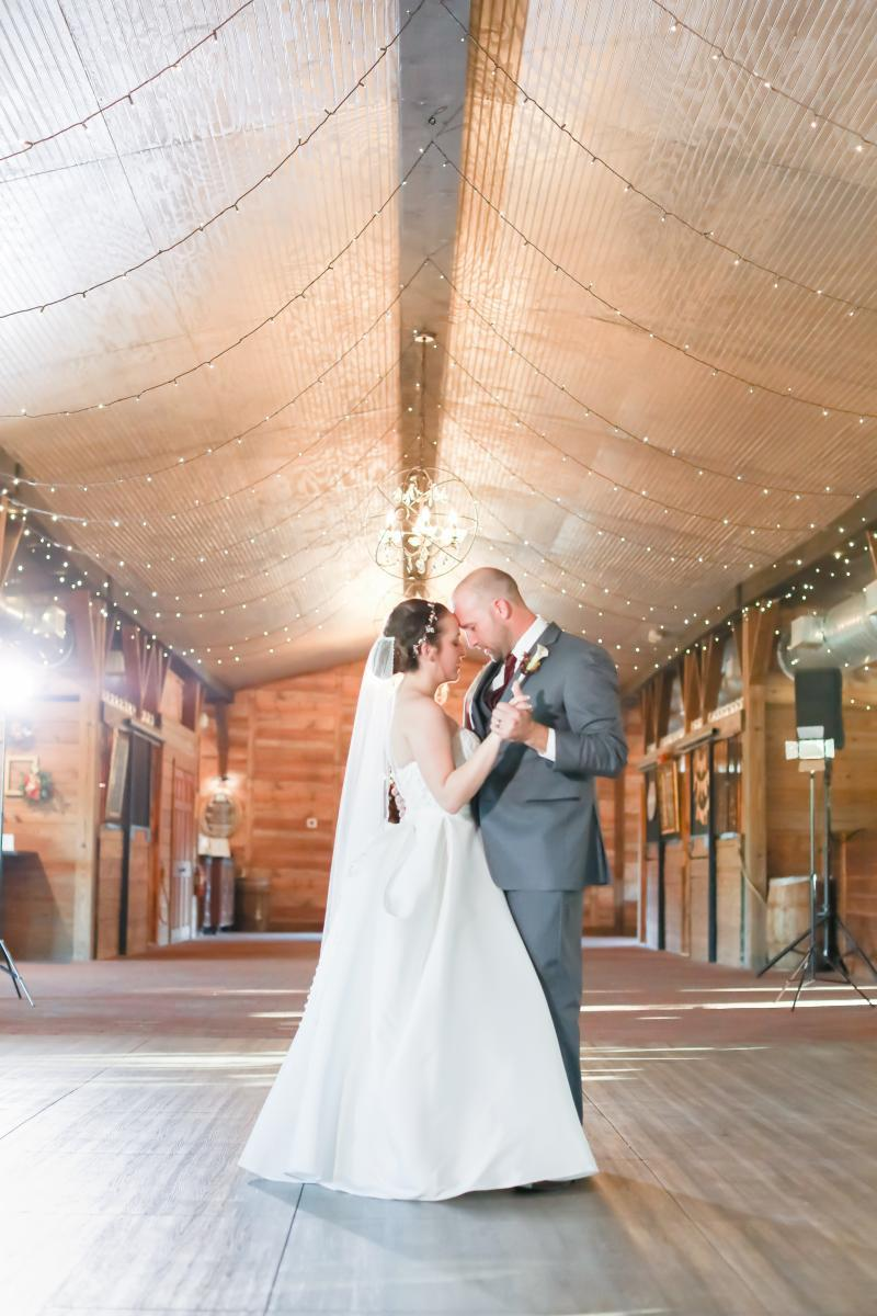 First dance at the Carriage House Stable