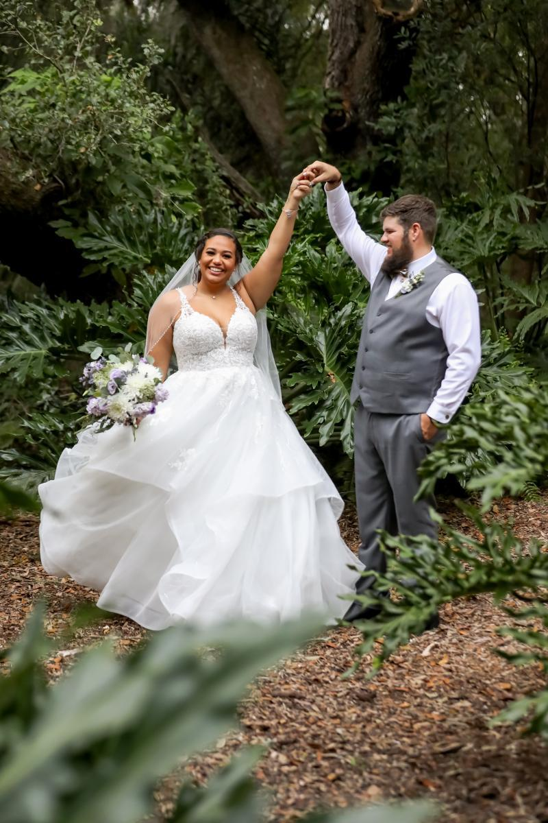Erica and Ricky's sweetheart photos