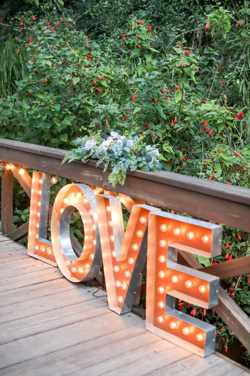 Ranch wedding venue in Florida