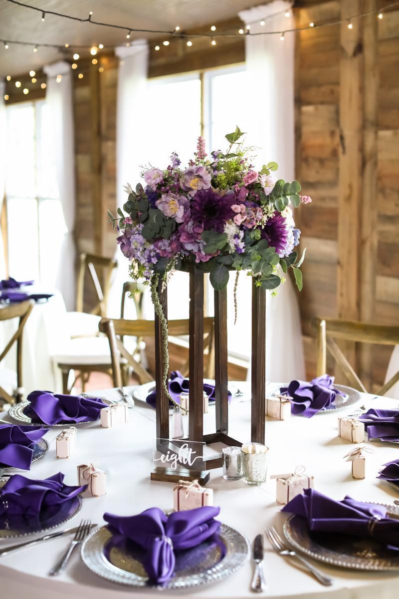 rustic disney wedding