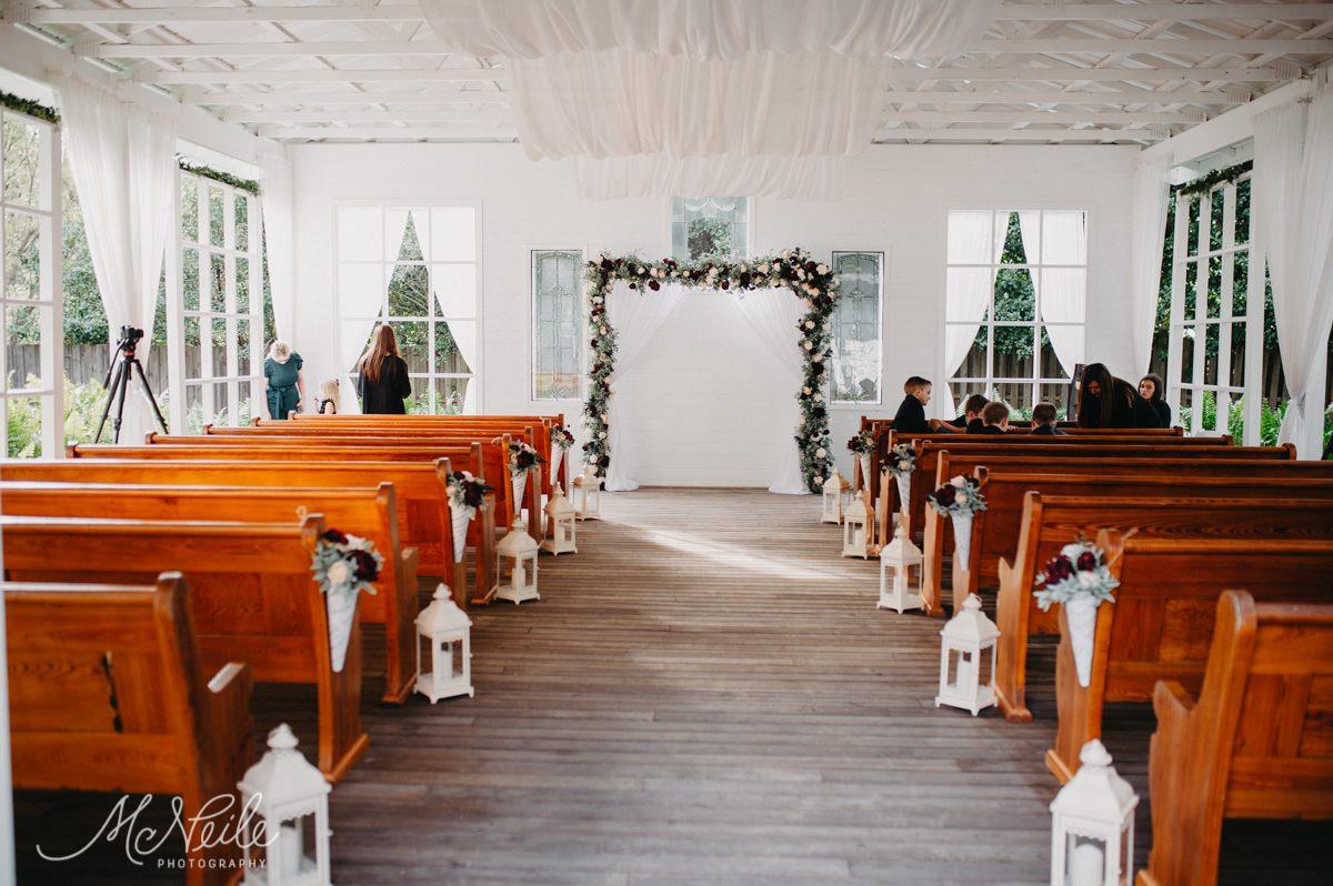 earthy and enchanting wedding