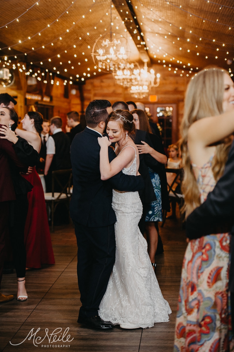 Dancing the night away in each other sarms