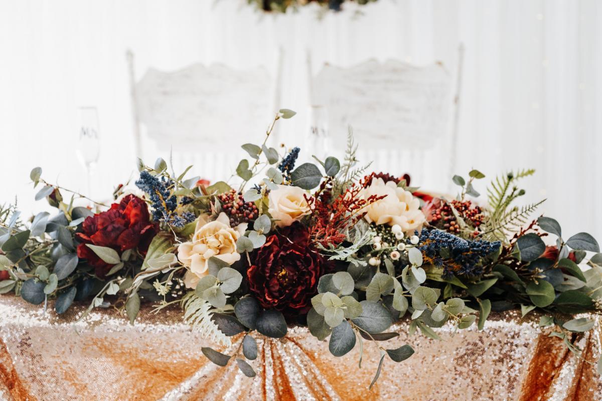 Dreamy sweetheart table
