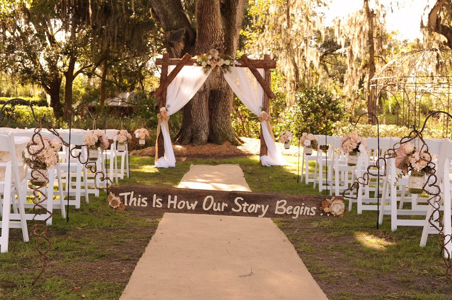 It Goes Without Saying Was A Privilege To See Christina And Hank S Rustic Wedding Come Life