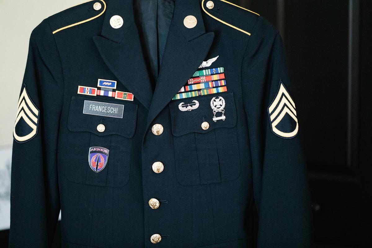 Jonanthony's military suit