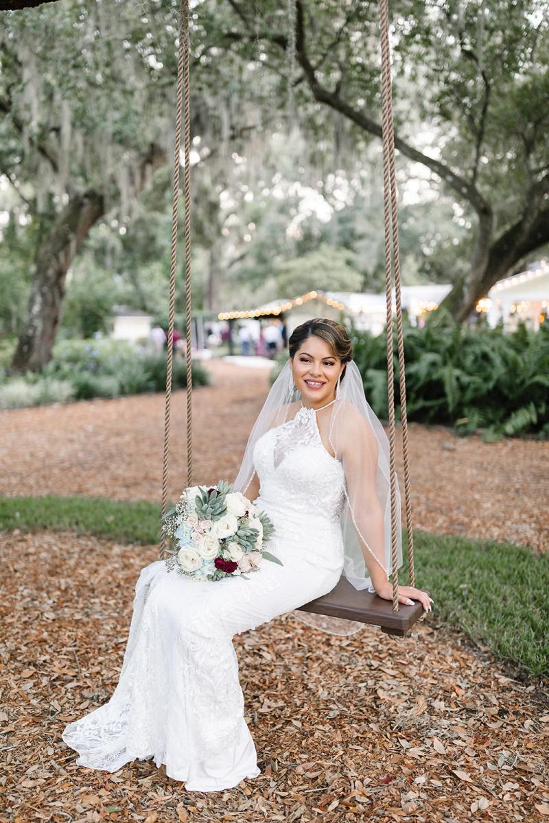 Bridal photo of Ashley
