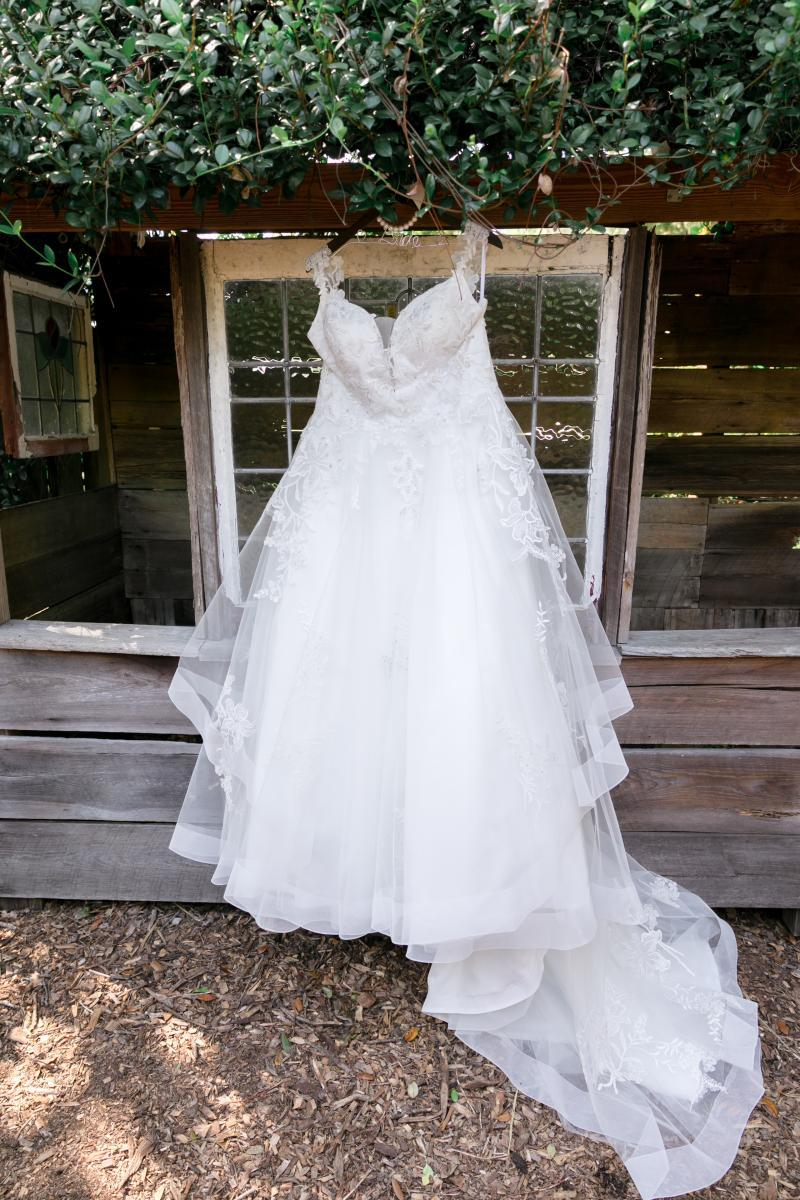 Gorgeous ballgown from Truly Forever Bridal