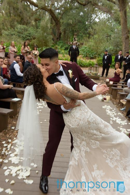 Shay and Kevin are finally married!