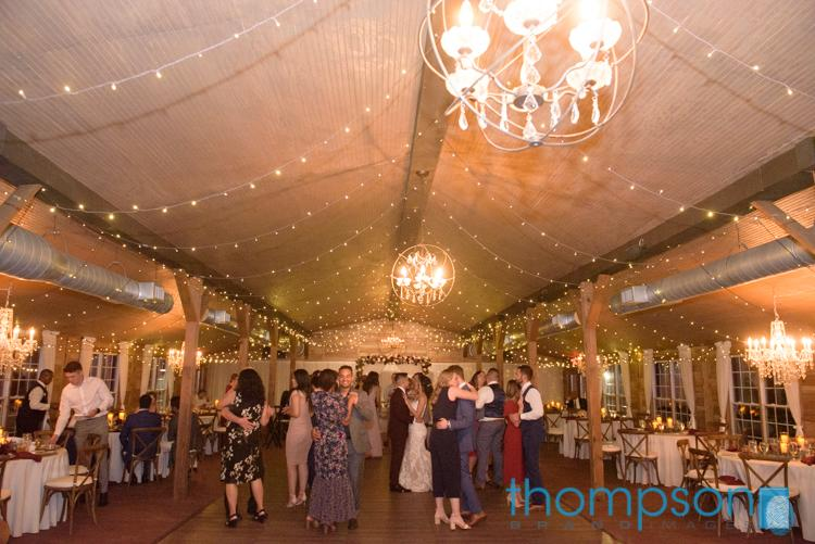 The Carriage House Stable dance floor