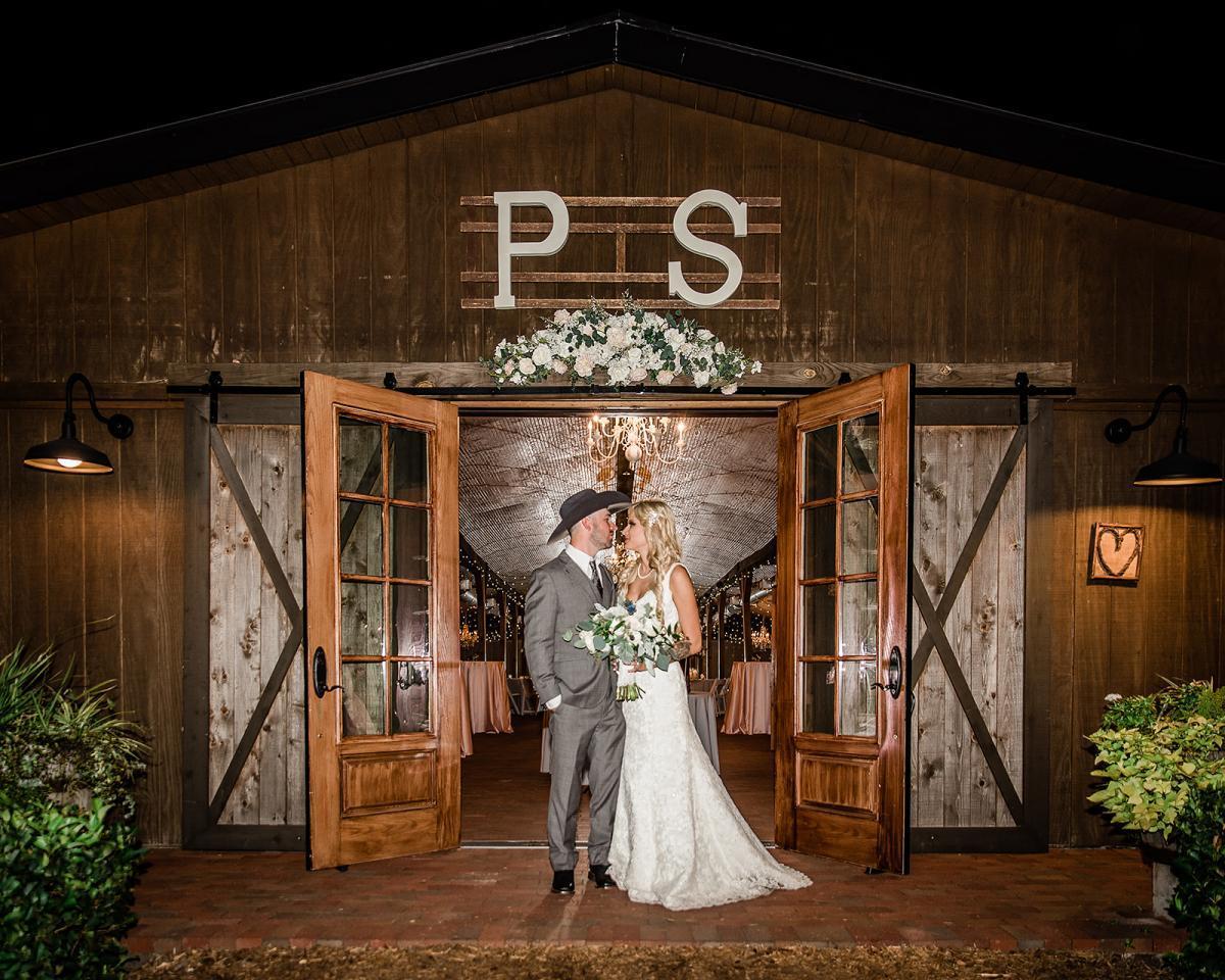 Shayla & Preston's wedding reception