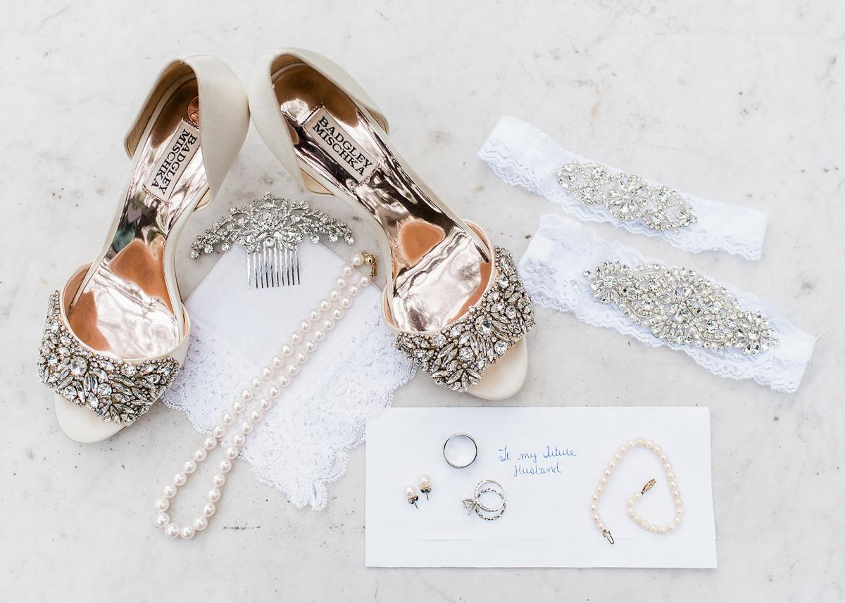 Classic, Modern wedding shoes
