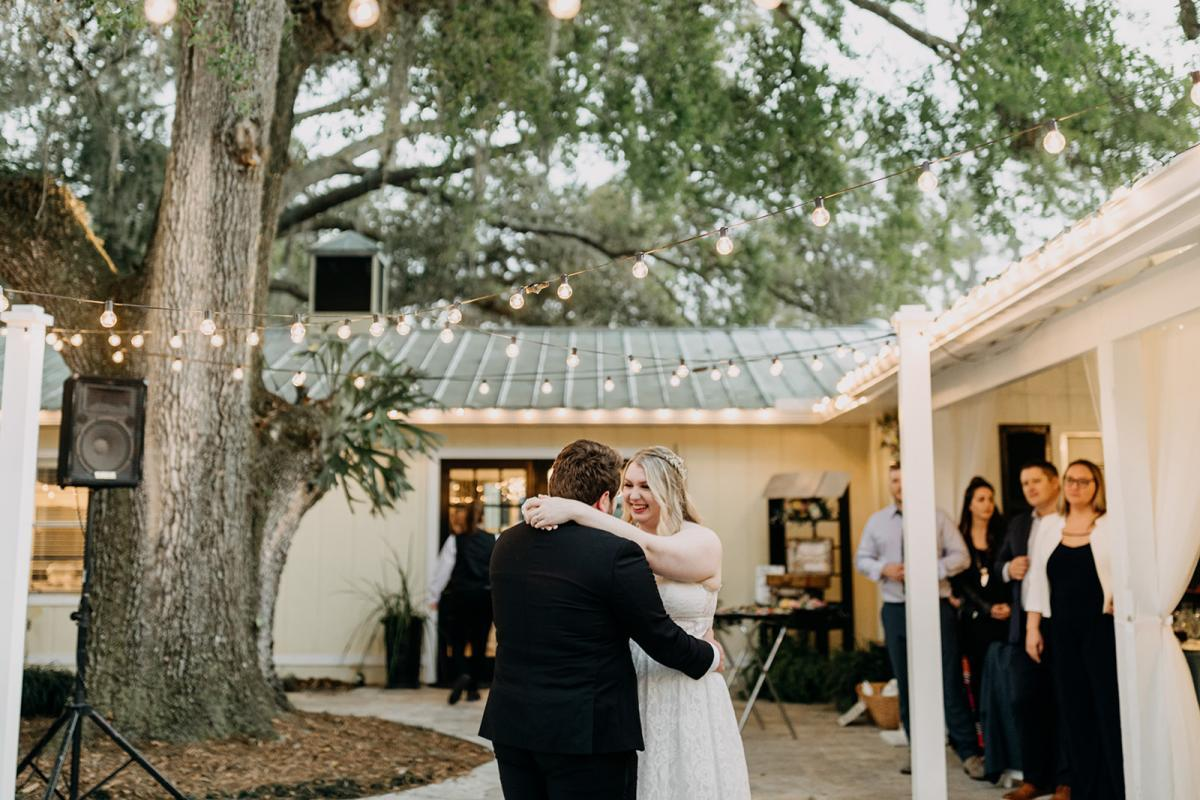 First dance at the French Country Inn