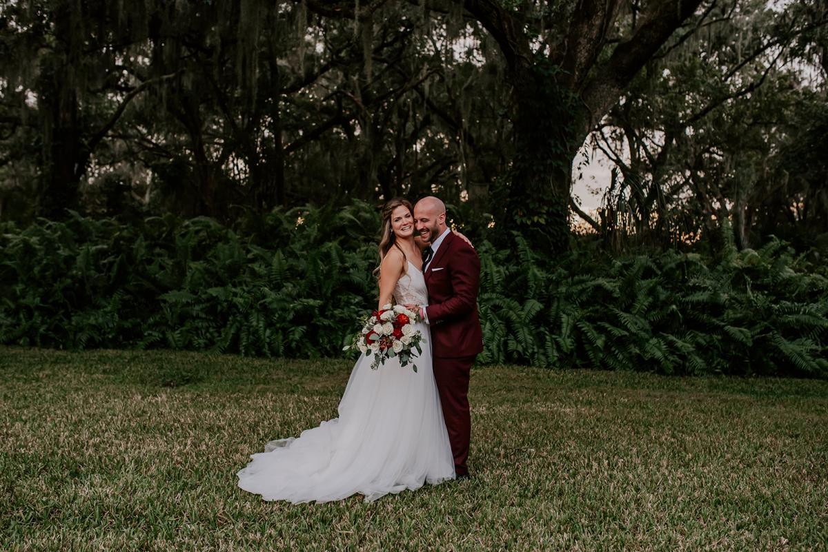 Kirstin and Julian: Married