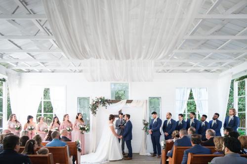 Elegant Tampa Wedding Venue