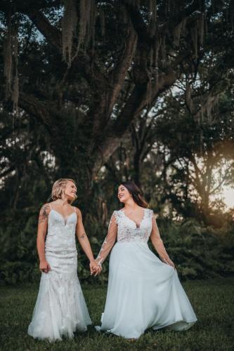 Tampa Rustic Wedding