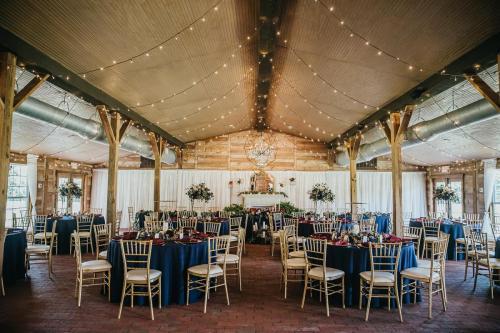 Elegant Rustic Tampa Wedding Venue
