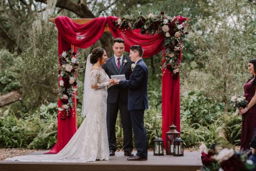 Elegant Florida Wedding Venue